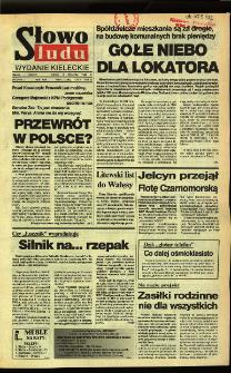 Słowo Ludu,1992 R.XLIII, nr 84