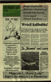 Słowo Ludu,1992 R.XLIII, nr 86 (magazyn)