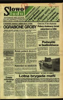 Słowo Ludu,1992 R.XLIII, nr 87