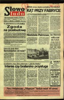Słowo Ludu,1992 R.XLIII, nr 88