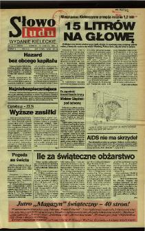 Słowo Ludu,1992 R.XLIII, nr 91