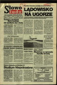 Słowo Ludu,1992 R.XLIII, nr 94