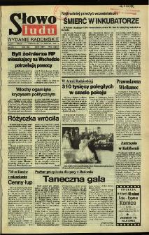 Słowo Ludu,1992 R.XLIII, nr 98