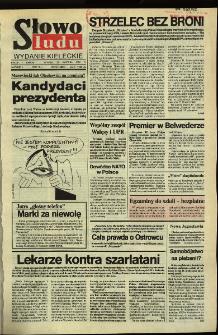 Słowo Ludu,1992 R.XLIII, nr 99