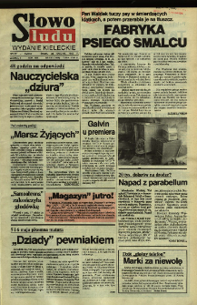 Słowo Ludu,1992 R.XLIII, nr 100