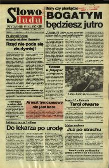 Słowo Ludu,1992 R.XLIII, nr 106