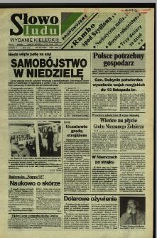 Słowo Ludu,1992 R.XLIII, nr 108