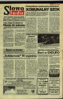 Słowo Ludu,1992 R.XLIII, nr 109