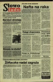 Słowo Ludu,1992 R.XLIII, nr 111 (wydanie radomskie)