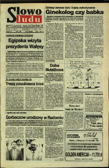 Słowo Ludu,1992 R.XLIII, nr 115 (wydanie radomskie)