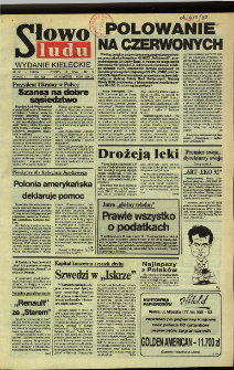 Słowo Ludu,1992 R.XLIII, nr 116