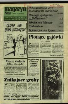 Słowo Ludu,1992 R.XLIII, nr 119 (magazyn)