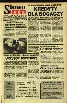 Słowo Ludu,1992 R.XLIII, nr 128 (wydanie radomskie)