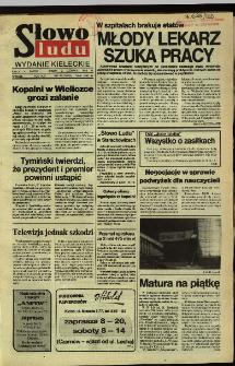 Słowo Ludu,1992 R.XLIII, nr 129