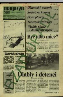 Słowo Ludu,1992 R.XLIII, nr 130 (magazyn)