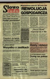Słowo Ludu,1992 R.XLIII, nr 131