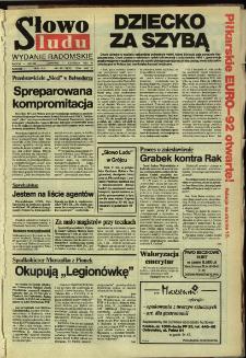 Słowo Ludu,1992 R.XLIII, nr 136 (wydanie radomskie)
