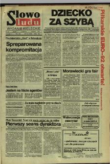 Słowo Ludu,1992 R.XLIII, nr 136
