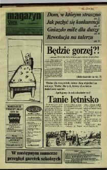 Słowo Ludu,1992 R.XLIII, nr 137 (magazyn)