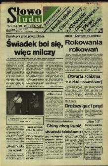 Słowo Ludu,1992 R.XLIII, nr 138