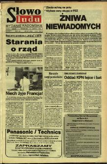 Słowo Ludu,1992 R.XLIII, nr 139 (wydanie radomskie)