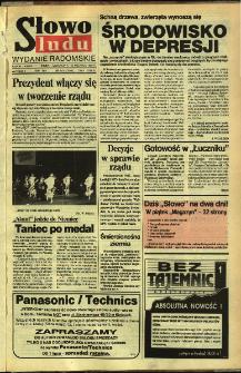 Słowo Ludu,1992 R.XLIII, nr 141 (wydanie radomskie)
