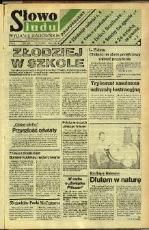 Słowo Ludu,1992 R.XLIII, nr 143 (wydanie radomskie)