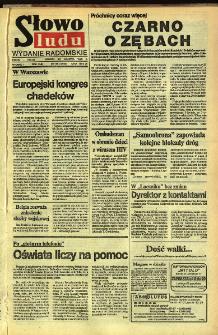 Słowo Ludu,1992 R.XLIII, nr 145 (wydanie radomskie)