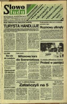 Słowo Ludu,1992 R.XLIII, nr 149 (wydanie radomskie)