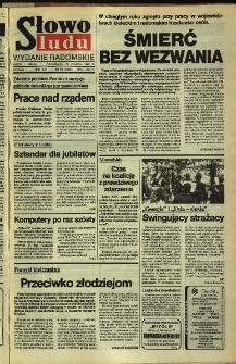 Słowo Ludu,1992 R.XLIII, nr 150 (wydanie radomskie)