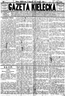 Gazeta Kielecka, 1894, R.25, nr 50