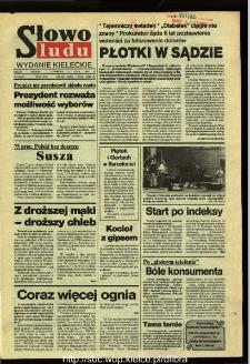 Słowo Ludu,1992 R.XLIII, nr 153