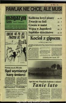 Słowo Ludu,1992 R.XLIII, nr 154 (magazyn)