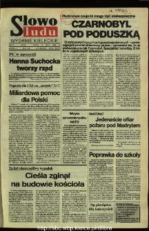 Słowo Ludu,1992 R.XLIII, nr 158