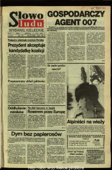 Słowo Ludu,1992 R.XLIII, nr 159