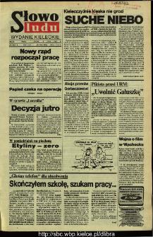 Słowo Ludu,1992 R.XLIII, nr 164