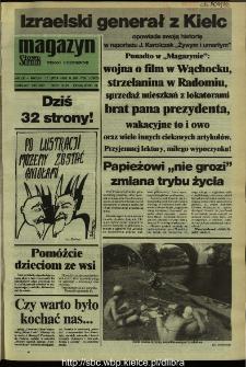 Słowo Ludu,1992 R.XLIII, nr 166 (magazyn)