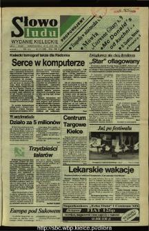 Słowo Ludu,1992 R.XLIII, nr 167