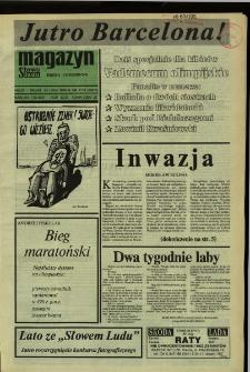 Słowo Ludu,1992 R.XLIII, nr 172 (magazyn)