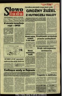 Słowo Ludu,1992 R.XLIII, nr 176