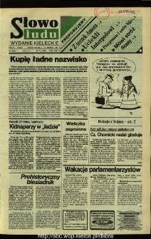 Słowo Ludu,1992 R.XLIII, nr 179