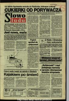 Słowo Ludu,1992 R.XLIII, nr 180