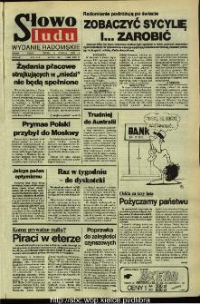 Słowo Ludu,1992 R.XLIII, nr 182 (wydanie radomskie)