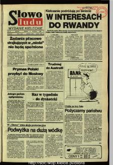 Słowo Ludu,1992 R.XLIII, nr 182