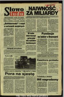 Słowo Ludu,1992 R.XLIII, nr 187