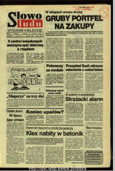 Słowo Ludu,1992 R.XLIII, nr 188