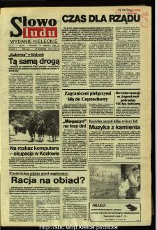 Słowo Ludu,1992 R.XLIII, nr 189