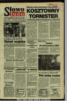 Słowo Ludu,1992 R.XLIII, nr 191