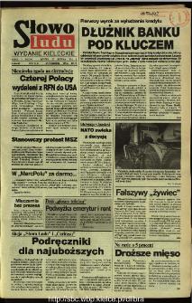 Słowo Ludu,1992 R.XLIII, nr 198