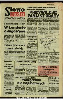 Słowo Ludu,1992 R.XLIII, nr 200